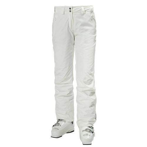 Womens Helly Hansen Legendary Pants - White L