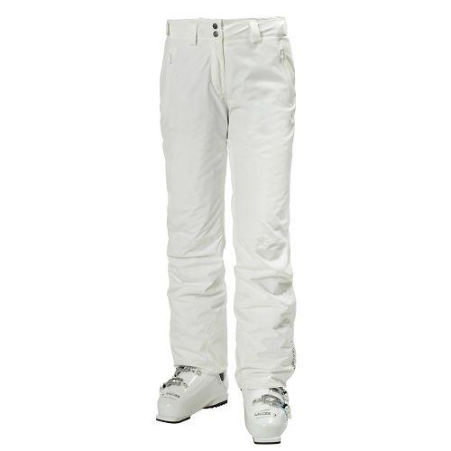 Womens Helly Hansen Legendary Pants - White M