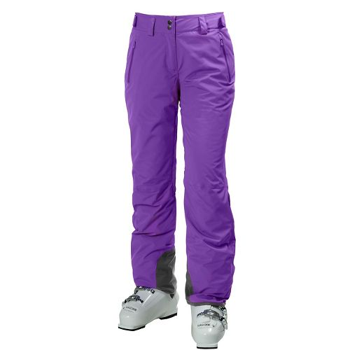 Womens Helly Hansen Legendary Pants - Sunburned Purple XL