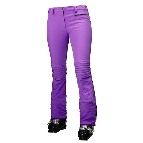Womens Helly Hansen Bellissmo Pants - Sunburned Purple L