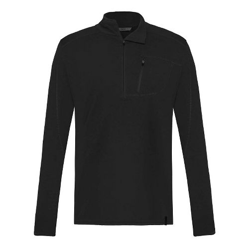 Mens Tasc Performance Tahoe Fleece Full Zip Casual Jackets - Black S