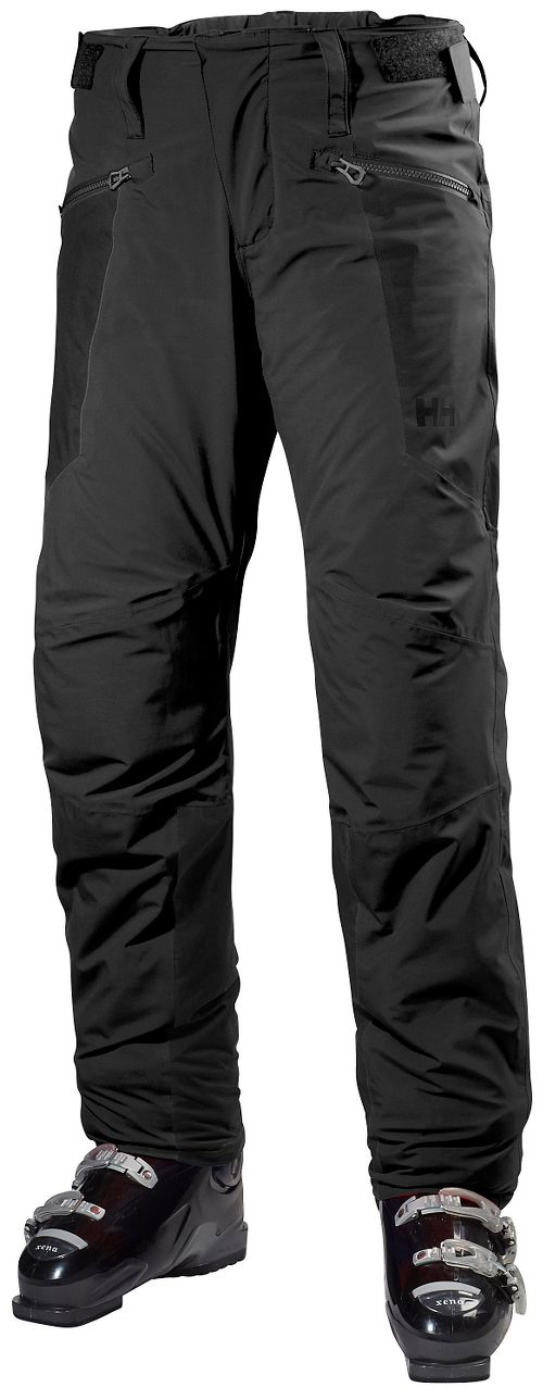 Womens Helly Hansen Legendary Lux Pants - Black XL