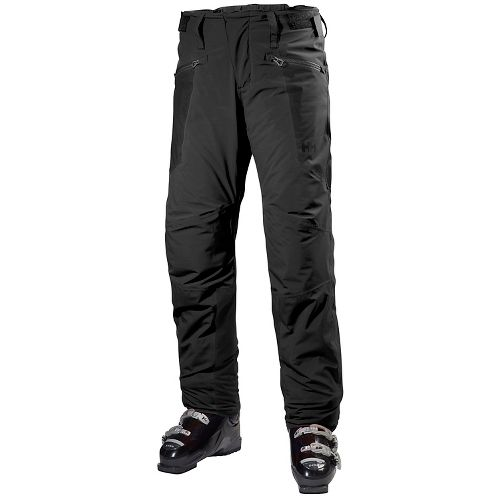 Womens Helly Hansen Legendary Lux Pants - Black L