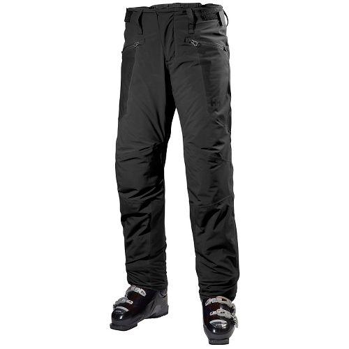 Womens Helly Hansen Legendary Lux Pants - Black XL