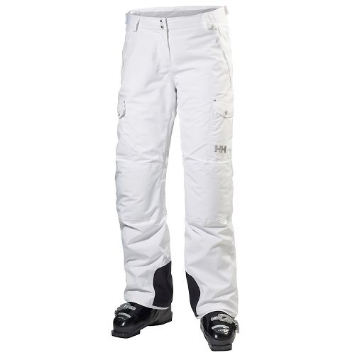 Womens Helly Hansen Switch Cargo Pants - White L