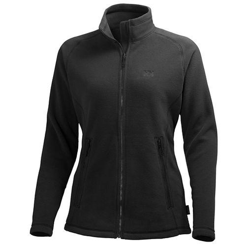 Womens Helly Hansen Zebra Fleece Cold Weather Jackets - Black L