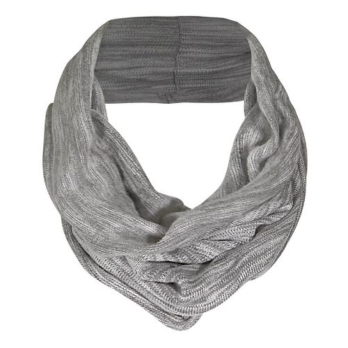 Womens Tasc Performance Sweater Cowl Headwear - Grey Melange