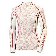 Womens Helly Hansen HH Warm Freeze 1/2 Zip Long Sleeve Jackets