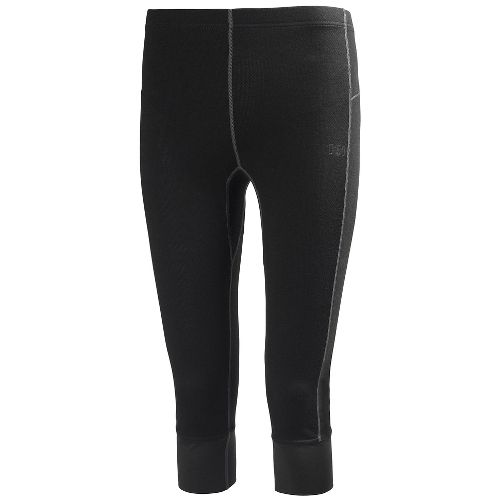 Womens Helly Hansen HH Warm 3/4 Boot Top Pants - Black S