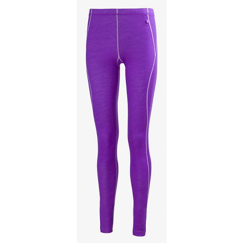 Womens Helly Hansen HH Warm Pants - Sunburned Purple L