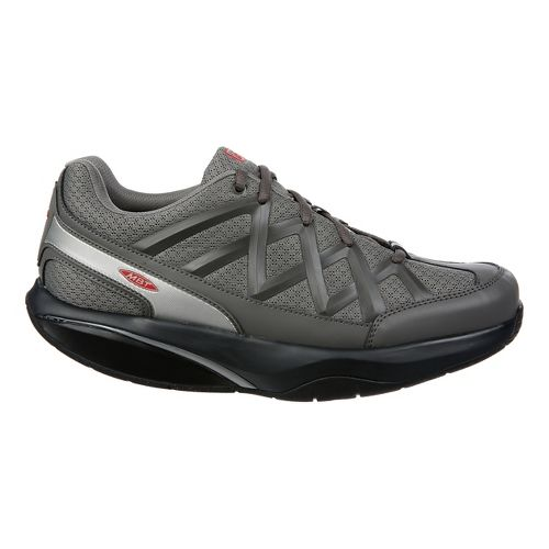 Mens MBT Sport 3 Walking Shoe - Grey 45