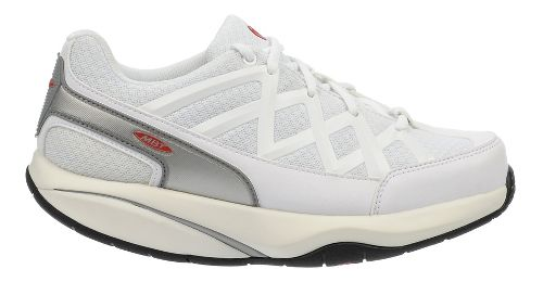 Mens MBT Sport 3 Walking Shoe - White 42