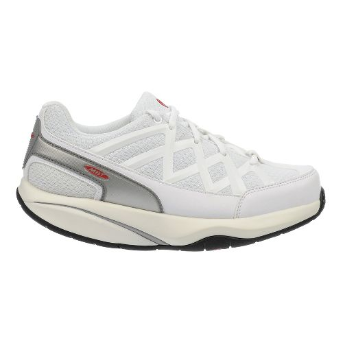 Mens MBT Sport 3 Walking Shoe - White 45