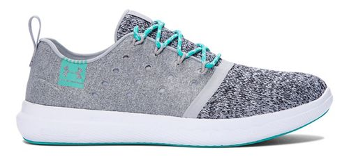Womens Under Armour Charged 24/7 Low Casual Shoe - Overcast Grey 11