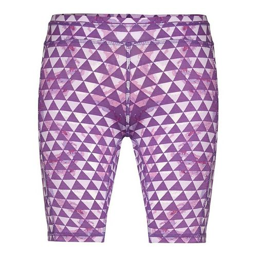 Womens Performance Sprinter Unlined Shorts - Tribal/Plumberry M