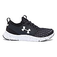 Womens Under Armour Drift RN Running Shoe - Black/White 7.5