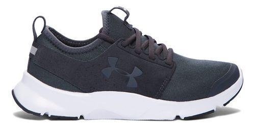 Womens Under Armour Drift RN Mineral Running Shoe - Black/White 7.5