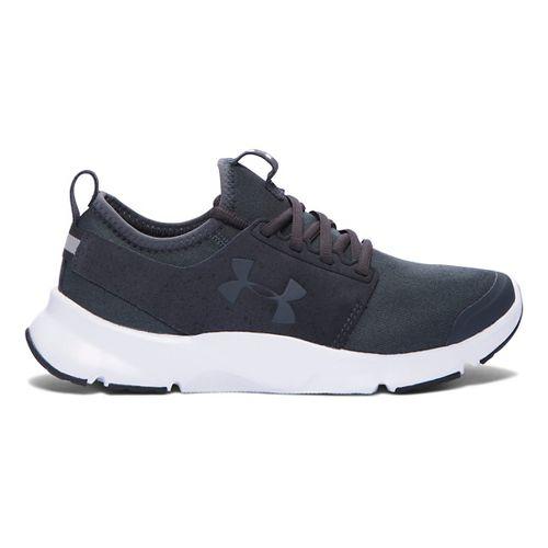 Womens Under Armour Drift RN Mineral Running Shoe - Black/White 8.5