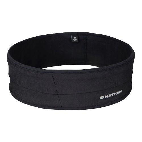 Nathan The Hipster Belt Fitness Equipment - Black S