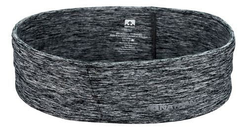 Nathan The Hipster Belt Fitness Equipment - Heathered Grey M