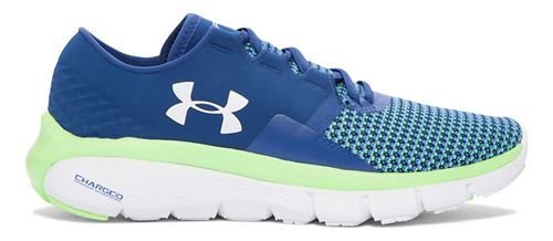Womens Under Armour Speedform Fortis 2 Running Shoe - Heron/Water 7.5