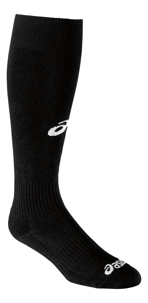 ASICS All Sport Field Knee High 3 Pack Socks - Black L