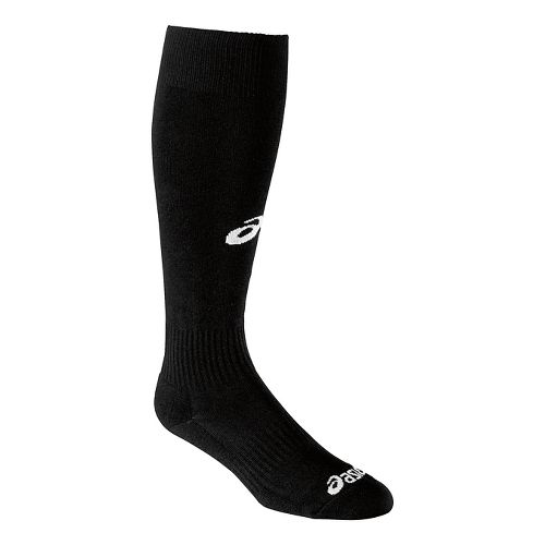 ASICS All Sport Field Knee High 3 Pack Socks - Black L