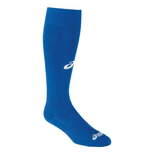 ASICS All Sport Field Knee High 3 Pack Socks - Royal S