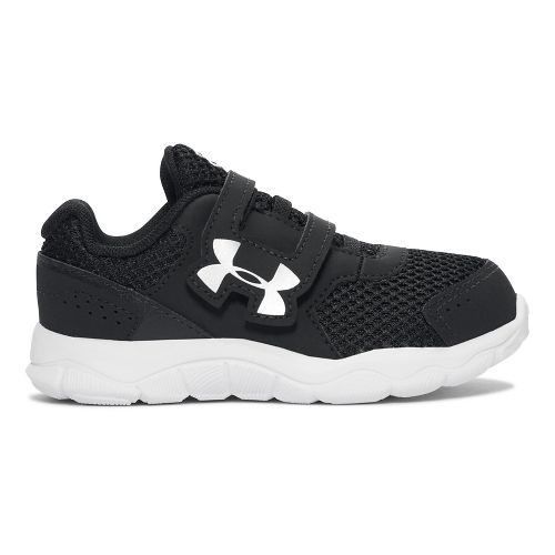 Under Armour INF Engage BL 3 AC  Running Shoe - Black 7C