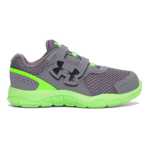 Under Armour INF Engage BL 3 AC  Running Shoe - Graphite 9C