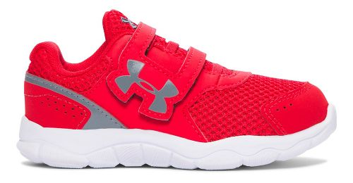 Under Armour INF Engage BL 3 AC  Running Shoe - Red 10C