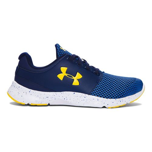 Kids Under Armour Drift RN Running Shoe - Team Royal/Navy 6.5Y