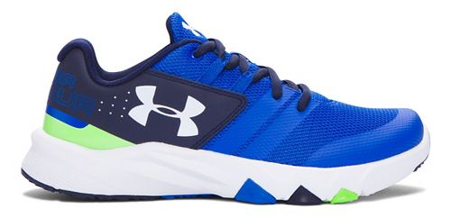 Under Armour Primed  Running Shoe - Ultra Blue/Navy 6Y