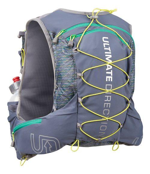 Ultimate Direction Jurek FKT Vest Hydration - Obsidian L