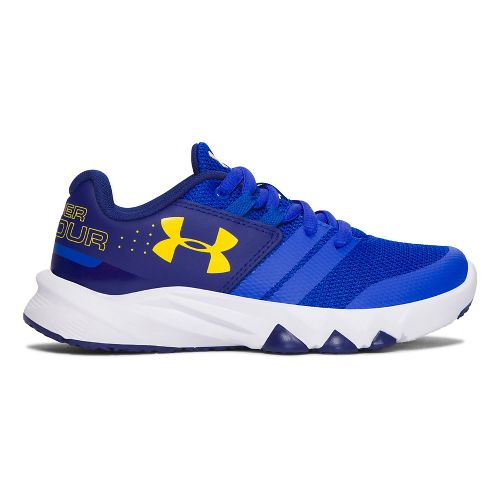 Under Armour Primed  Running Shoe - Team Royal/White 1Y