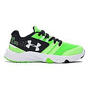Under Armour Primed  Running Shoe - Lime/Black 1.5Y