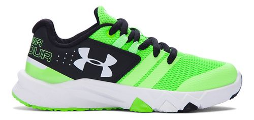 Under Armour Primed  Running Shoe - Lime/Black 13C