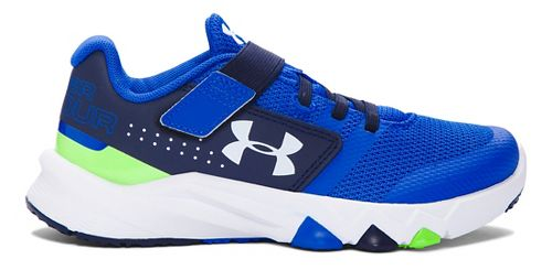 Under Armour Primed AC  Running Shoe - Ultra Blue/Navy 3Y
