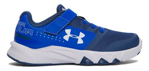Under Armour Primed AC  Running Shoe - Blackout Navy/Blue 3Y