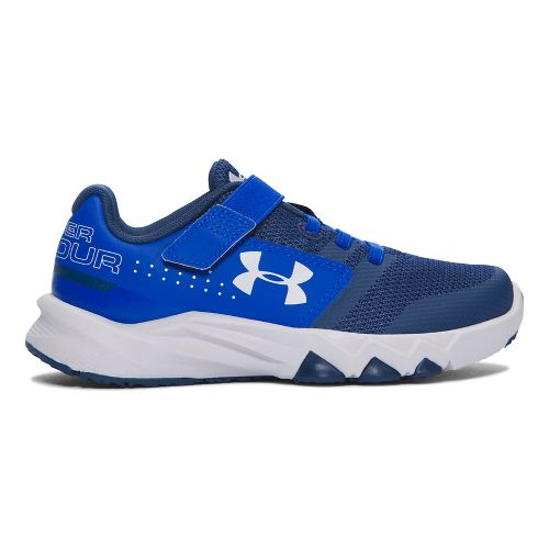 Under Armour Primed AC  Running Shoe - Blackout Navy/Blue 2Y