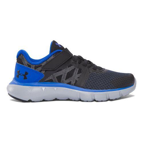 Under Armour Shift RN AC  Running Shoe - Black/Ultra Blue 1.5Y