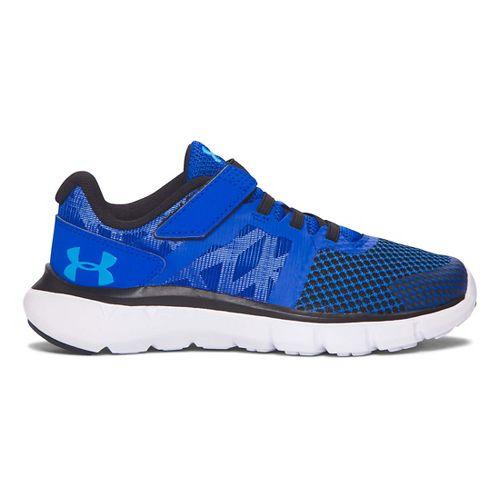 Kids Under Armour Shift RN AC Running Shoe - Ultra Blue/Blue 1Y