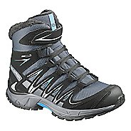 Kids Salomon XA Pro 3D Winter CSWP J Trail Running Shoe