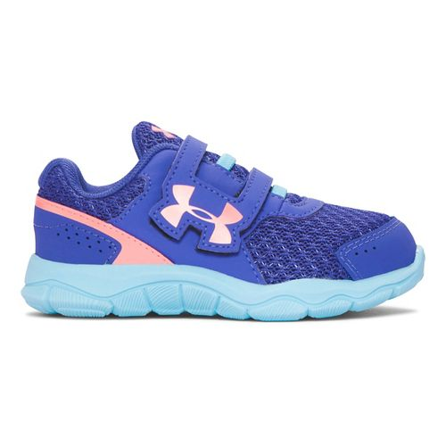 Under Armour Engage BL 3 AC Running Shoe - Deep Purple/Blue 8C