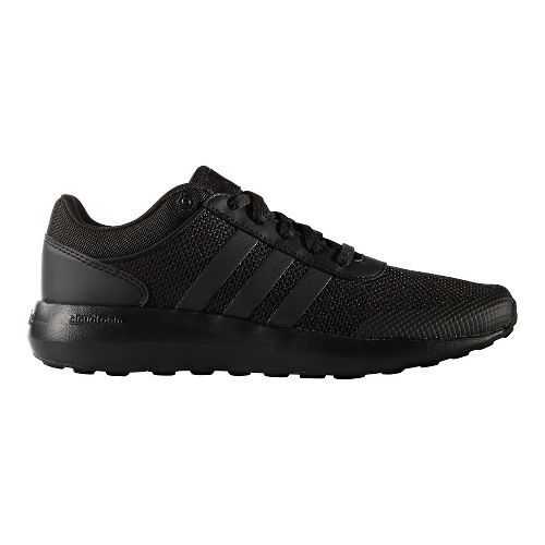 Mens adidas Cloudfoam Race Casual Shoe - Core Black/Black 9