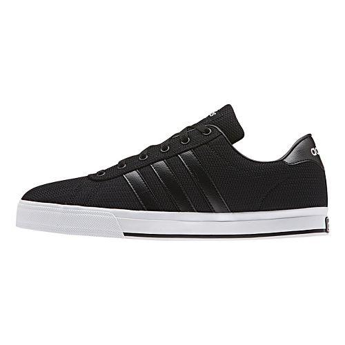 Mens adidas Daily Casual Shoe - Core Black/White 9