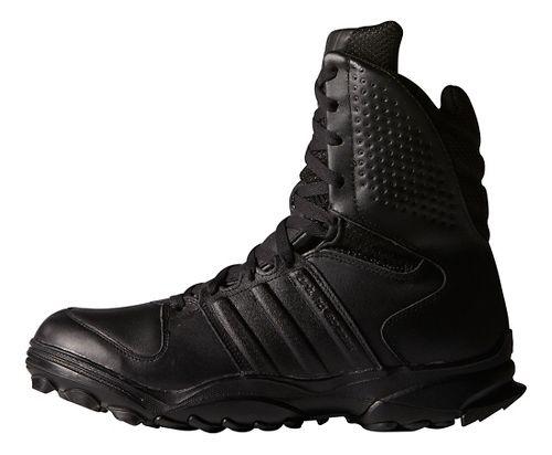 Mens adidas GSG-9.2 Hiking Shoe - Black/Black 10.5