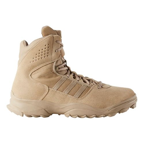 Mens adidas GSG-9.3 Hiking Shoe - Hemp 6.5