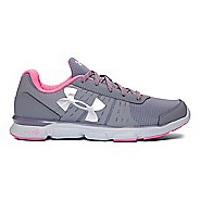 Kids Under Armour Micro G Speed Swift Grit Running Shoe