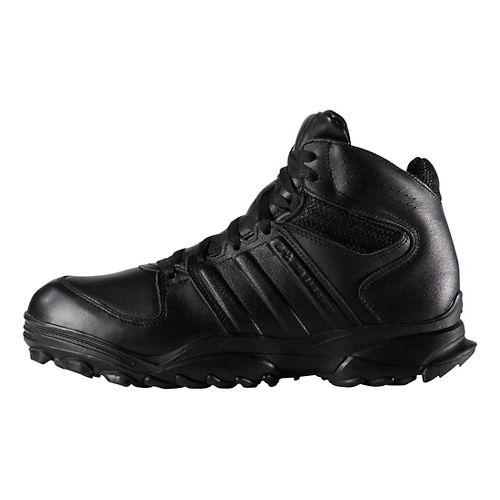 Mens adidas GSG-9.4 Hiking Shoe - Black/Black 7.5